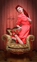 Colours of Red by Zlajs
