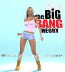 The BIg Bang Theory: Penny by sturkwurk