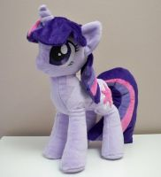 Twilight Sparkle 2 by Yukamina-Plushies