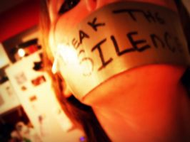 Break the Silence 2011 by missy2laina