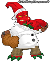 Skylanders: Chef Pepper Jack by StephDragonness