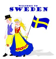 Welcome to Sweden by ArsalanKhanArtist