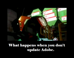 Adobe Update by ForTheThroat
