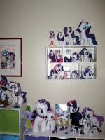 Rarity collection (3) by WhiteHeather