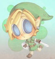 Cute thing : Link by NatSmall