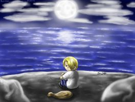 Sea Moon See You by TheSym