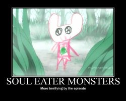 Soul Eater Monsters by kawaii769