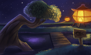 DAY 142. Spyro - Spooky Swamp (35 Minutes) by Cryptid-Creations