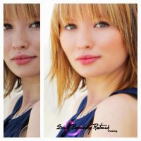 Emily Browning Retouch by Traecy
