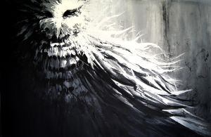 Dark Owl by Meiphon