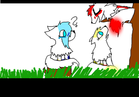 Woho x3 Our sisters of chaos are there! x3 by Lalaloraa