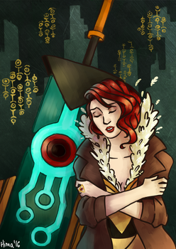 Transistor by Ilona-fox