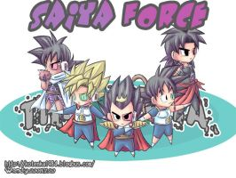 saiya force by kotenka1984