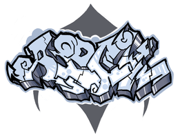 Graffiti by Gas-Ace