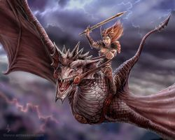 Storm rider by Ironshod