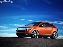 Ford edge Style by PedroIvoAlonso