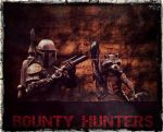 Bounty Hunters by PsychosisEvermore