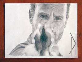 Rick Grimes by Patrick-Kennedy-Art