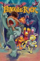 Fraggle Rock Issue 2 Cover by lazesummerstone