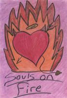 Souls on fire by Gothic-excel
