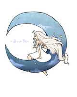 TM- Sweet Moon by SweetieMoon