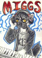Miggs Badge Color Finished by ImaginaryFox