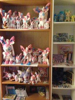 Collection Update #2 by FairyJonke