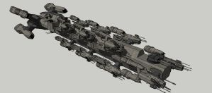 Lofn Class Light Jump Carrier by spyderrock48