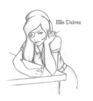 Elle Driver by christy-mac