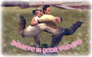 Nellis_Believe in Your Dreams_desktop 02 by MidoriEyes