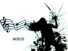 Music Wallpaper by Eye-crazy