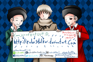 + EulerStalker ID CARD 2014 + by SerketStalker