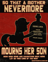 EQRG Propaganda #5 Nevermore by WhatTheScoots