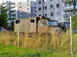 Old Unimog by Lew-GTR