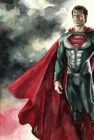 Man of Steel by EmegE