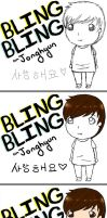 :makeing of: HBD Jjong by Teefyluff