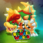 Super Bowser World by Thiefoworld