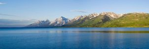 Jackson Lake by djohn9