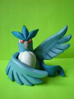 AT: Articuno by Foureyedalien