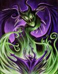 Walt Disney's Maleficent by MrMadhatter45
