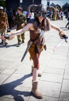 Skyrim - London MCM Expo @ExCel May 2013 by Paper-Cube