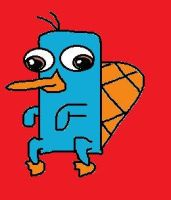 Perry The Platypus by ScissorLuv1201