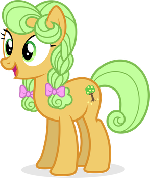 Young Goldie Delicious by punzil504