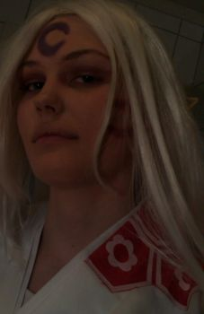Sesshomaru Cosplay by kagomeh202