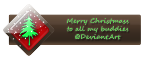 MerryChristmass_Sign by XtremeEngine