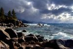 Early Winter Storm at Lake Tahoe by sellsworth