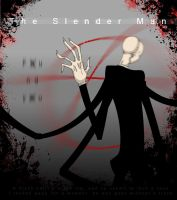 The Slender Man by skellington1