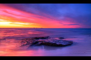 printedit ::burns beach i:: by habro13