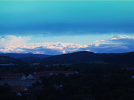 Sunset Hanover Germany by xSoraliciousx