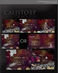 CALISTO EP' - Album Art by MK-Graphics